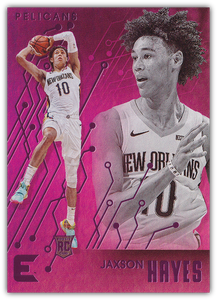 2019-20 Panini Chronicles Basketball Cards PINK Parallels