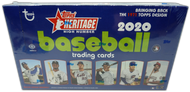 2020 Topps Heritage High Numbers HOBBY BOX Factory Sealed
