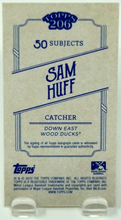 Load image into Gallery viewer, SAM HUFF 2020 Topps T206 Series 3 AUTO ~ Rangers