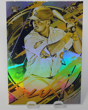Load image into Gallery viewer, GAVIN LUX 2020 Topps Fire Baseball GOLD MINTED RC Parallel