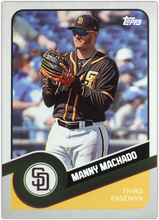 Load image into Gallery viewer, MANNY MACHADO 2020 Topps 582 Montgomery Brooklyn Collection ~ Pick Your Card