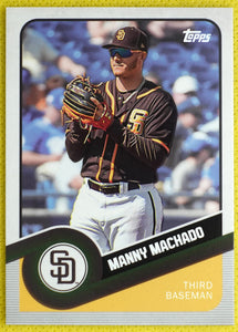 MANNY MACHADO 2020 Topps 582 Montgomery Brooklyn Collection ~ Pick Your Card