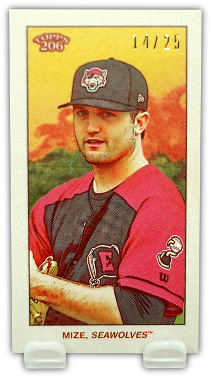 CASEY MIZE 2020 Topps T206 Series 3 #/25 CYCLE PARALLEL ~ Tigers