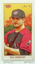Load image into Gallery viewer, CASEY MIZE 2020 Topps T206 Series 3 #/25 CYCLE PARALLEL ~ Tigers