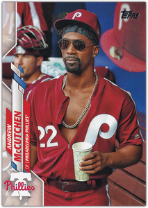 2020 Topps Series 2 SP Photo Variations