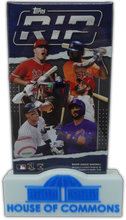 Load image into Gallery viewer, 2020 Topps RIP Hobby Box Factory Sealed ~ 4 Rip Cards