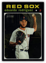 Load image into Gallery viewer, 2020 Topps Heritage Chrome Parallels Serial Numbered /999 ~ Pick your card - HouseOfCommons.cards