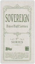 Load image into Gallery viewer, 2020 Topps T206 Series 5 SOVEREIGN Parallels