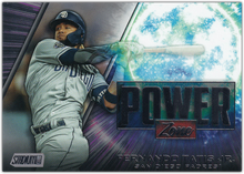 Load image into Gallery viewer, 2020 Topps Stadium Club Baseball POWER ZONE Inserts ~ Pick your card