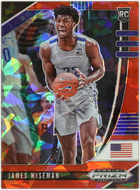 2020-21 Panini Prizm Draft Picks RED ICE Basketball Cards ~ Pick your card