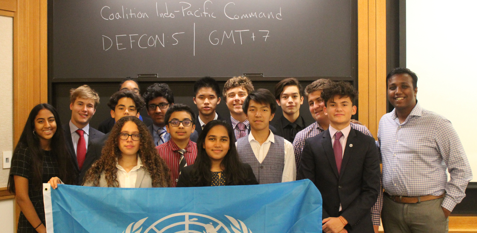 Virtual Model United Nations Conferences for Kids and Teens