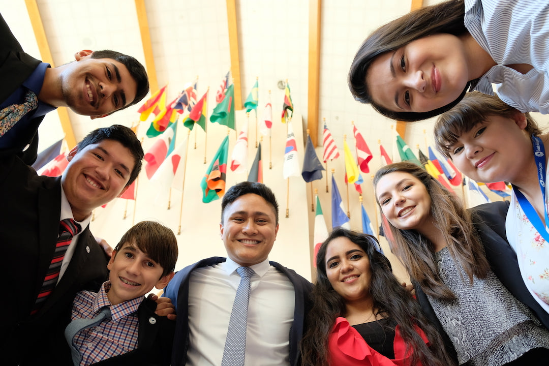 Best Delegate IDEA Public Schools Model United Nations Partnership