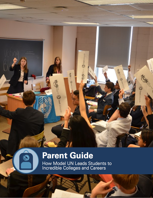 Parent Guide to Model United Nations