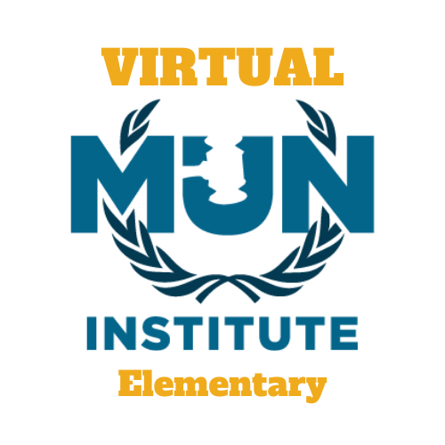 Upper Elementary Virtual MUN Institute - Summer 2020 - Learn Model United Nations by Best Delegate