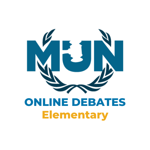 Upper Elementary MUN Online Debates - Spring 2020 - Learn Model United Nations by Best Delegate