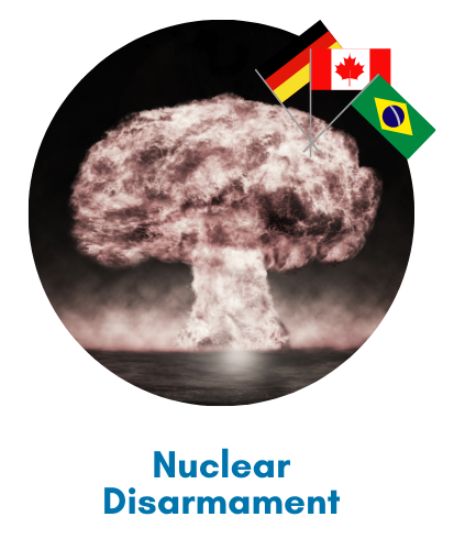 Middle School VMUNI 2021 - Junior Ambassador - June 21-25 - Nuclear Disarmament - Virtual Model United Nations Institute by Best Delegate