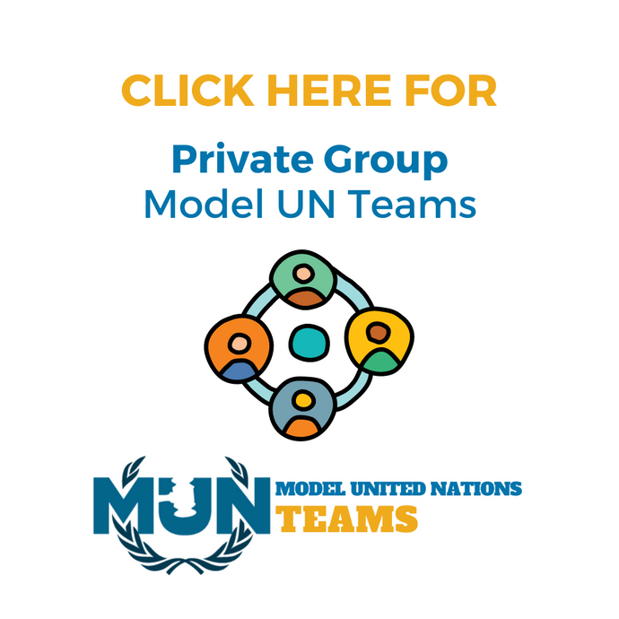 Private MUN Team - Learn Model United Nations