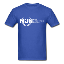 Load image into Gallery viewer, Men's T-Shirt - Unstoppable Model UN - Learn Model United Nations