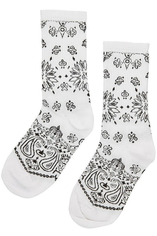 vibe'n socks (white)