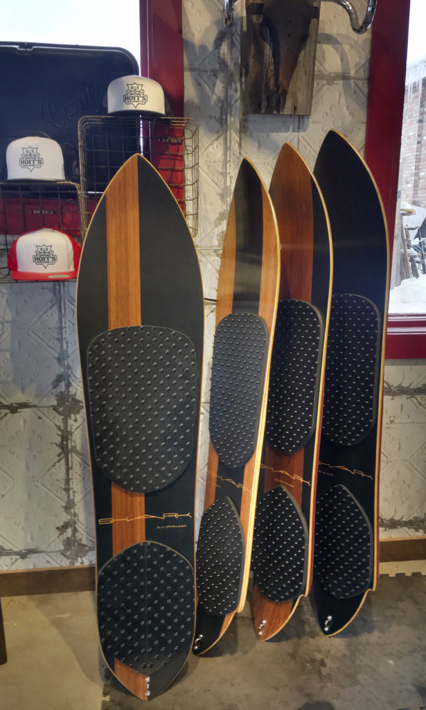 Shark Snow Surf Boards Now at Hoff's Bikesmith