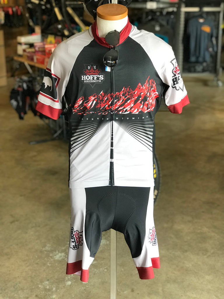 Men's Hoff's Custom Giro Chrono Expert Road Jersey and Bib