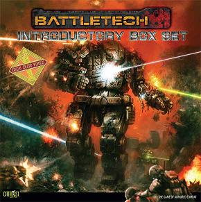Bg Battletech Anniversary Intro Box Set