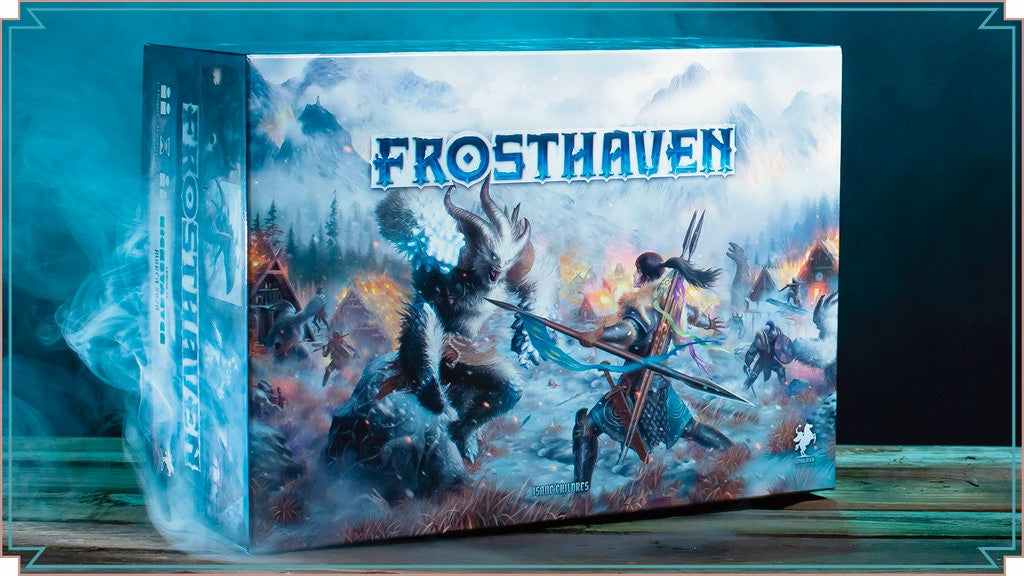 *Pre-Order* BG Frosthaven *Not yet released* | GameKnight Games