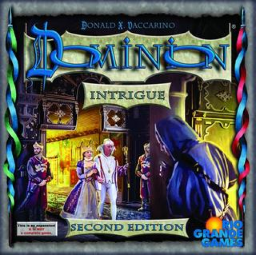 Bg Dominion 2nd Ed Intrigue | GameKnight Games