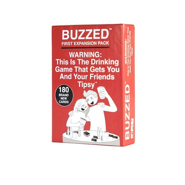 Pg Buzzed Expansion #1 | GameKnight Games