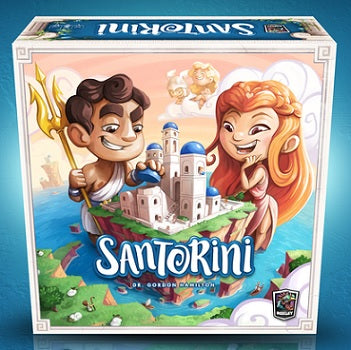 Bg Santorini | GameKnight Games