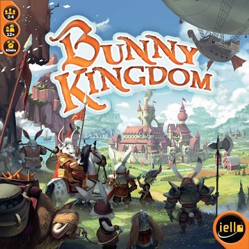 Bg Bunny Kingdom | GameKnight Games