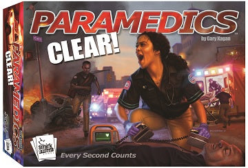 Bg Paramedics: Clear! | GameKnight Games