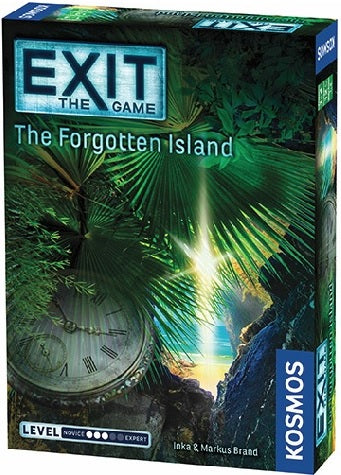 Pg Exit: The Forgotten Island | GameKnight Games