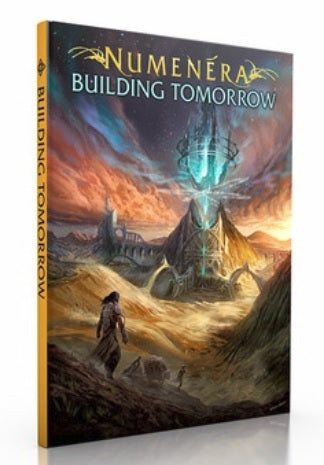 Rpg Numenera Building Tomorrow | GameKnight Games