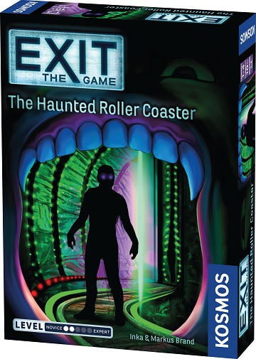 Pg Exit: The Haunted Roller Coaster