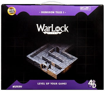Warlock Dungeon Tiles 1 | GameKnight Games
