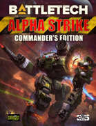 Bg Battletech: Alpha Strike Source Book