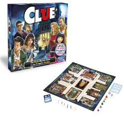 Mg Clue | GameKnight Games