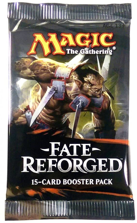 Mtg Fate Reforged Booster