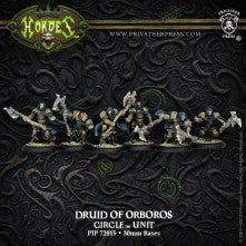 Pip Circle Druids Of Orboros Unit | GameKnight Games