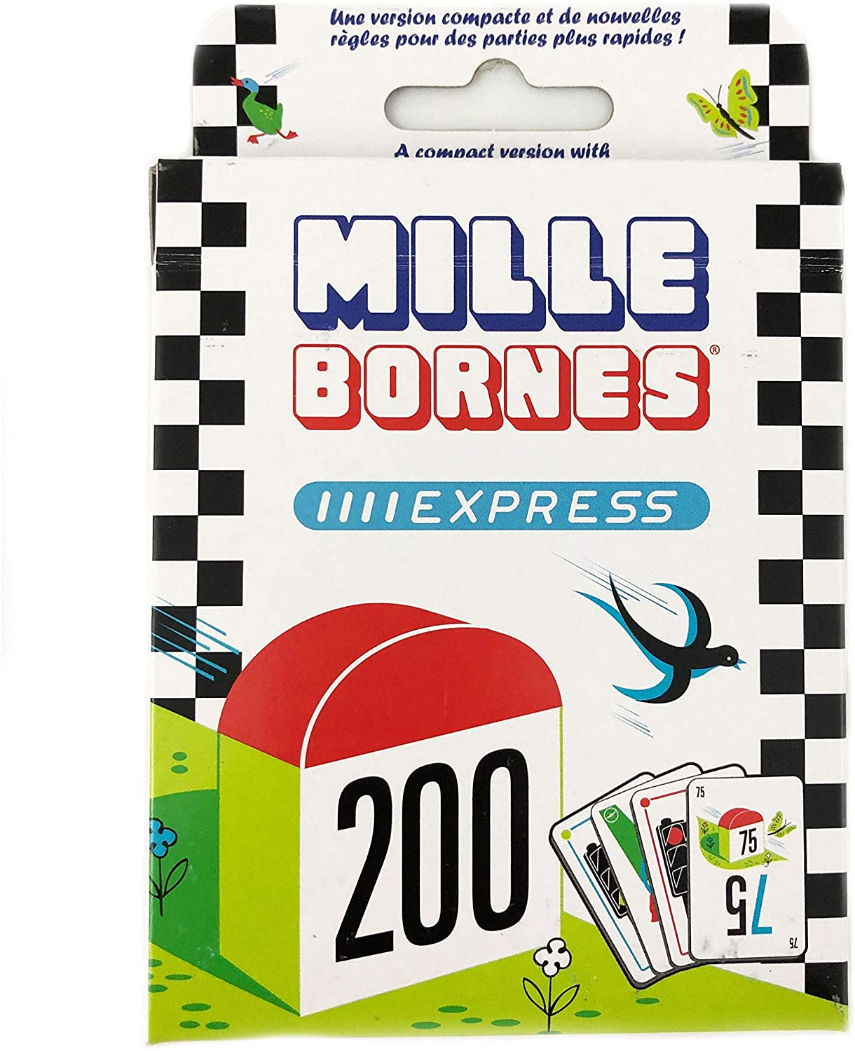 Cg Mille Bornes Express | GameKnight Games