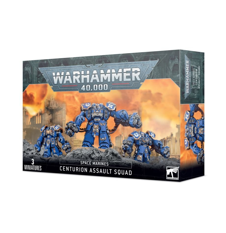 GW 40k Space Marine Centurion Devastator Squad | GameKnight Games