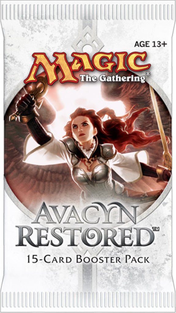 Mtg Avacyn Restored Booster