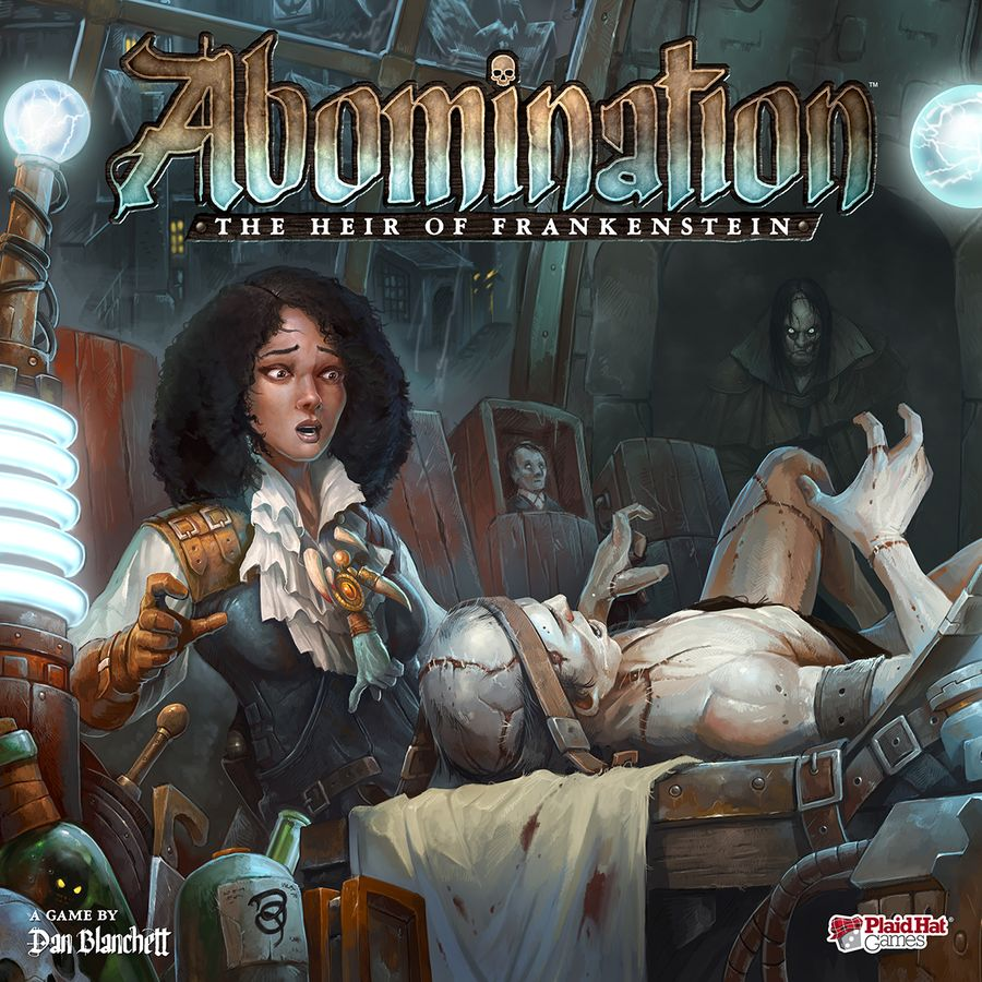 Bg Abomination: The Heir Of Frankenstein | GameKnight Games