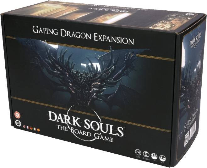 Bg Dark Souls Exp: Gaping Dragon | GameKnight Games
