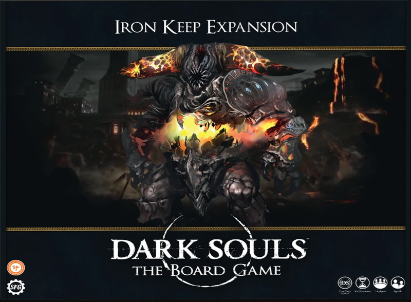 Bg Dark Souls Exp: Iron Keep