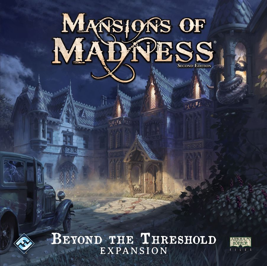 BG Mansions of Madness 2.0 Beyond the Threshold | GameKnight Games