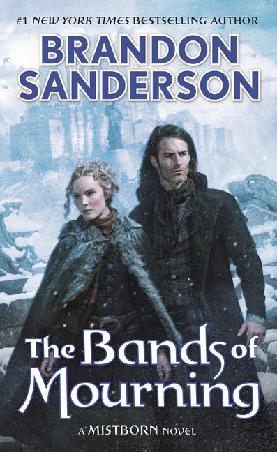 Novel Mistborn 6: The Bands Of Mourning | GameKnight Games