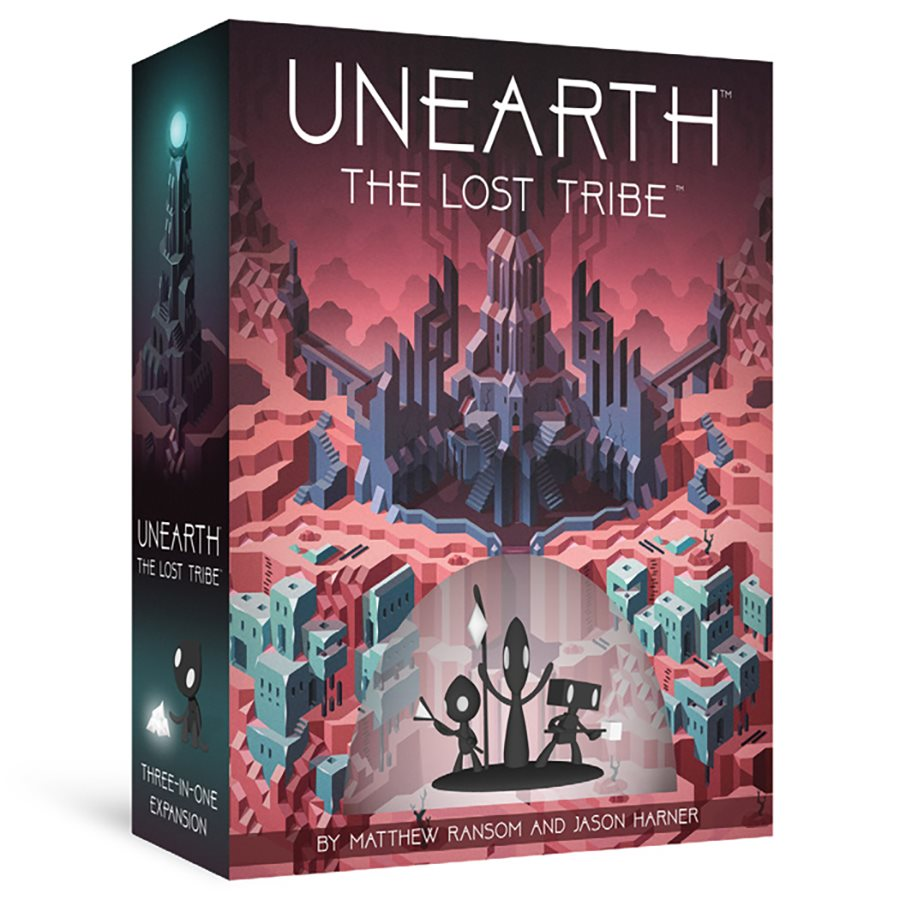 Bg Unearth: The Lost Tribe Expansion | GameKnight Games