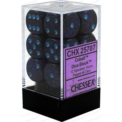 Chx 12d6 Speckled Cobalt